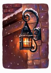 Lantern's Light by Mellodee
