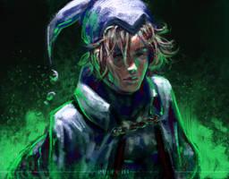 Merlin by PelechiAM