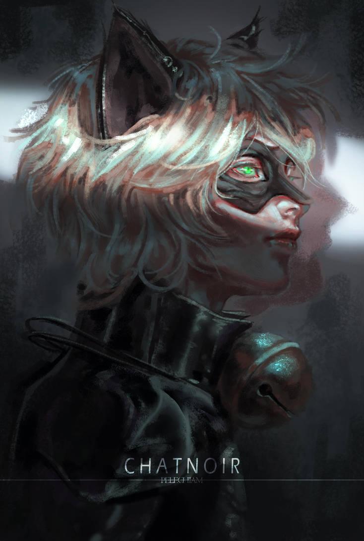 ChatNoir by PelechiAM
