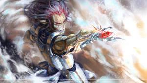 Thundercat by PelechiAM
