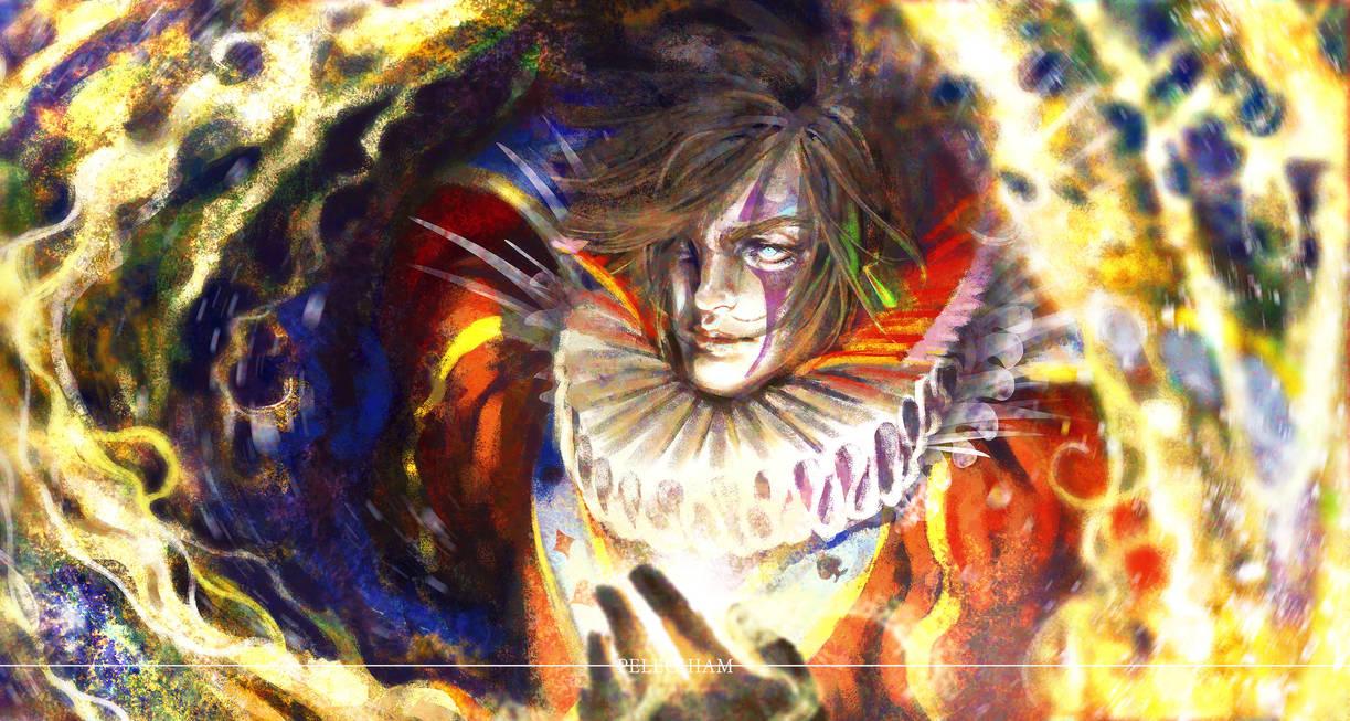 Magic by PelechiAM