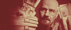Heisenberg // Breaking Bad /// Facebook Cover by enveedesigns