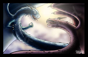 Of Dragons by Chaos--Child