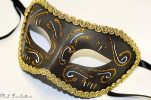 Masquerade by Evil-Yeti