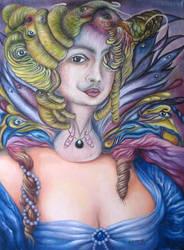 Mona Kahlo by Podestina