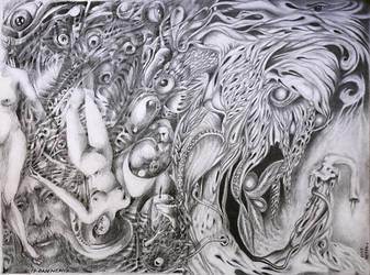 Diogene Exile by Podestina