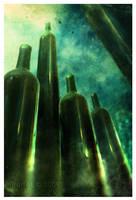 Bottlescape by IreneLangholm