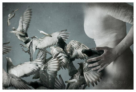 Chorus of Contempt by IreneLangholm