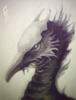 Birdy bird by Kathaja