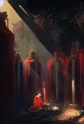 Excalibur by tantaku