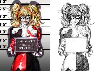 Harley by tantaku