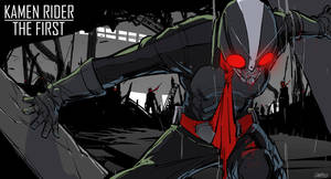 Kamen Rider Nigo by tantaku