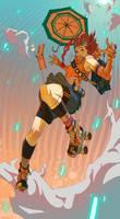 Jump~ by tantaku
