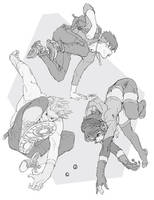 Sketch #25 by tantaku