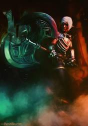 Dragon Age 2 - Fenris [2] by IlyaShilko