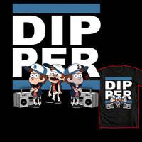 Jam Master Dipper by stideshvn