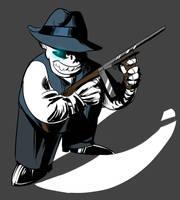 BangBang Tommy Gun by Mumpkins