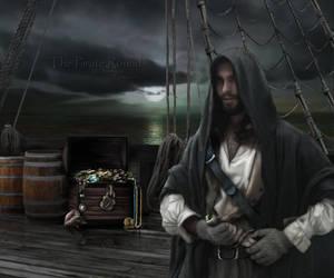 The Pirate Round by Tammara
