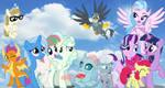 MLP Free-Spirits by JawsandGumballFan24
