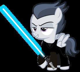 Rumble Jedi Knight by JawsandGumballFan24