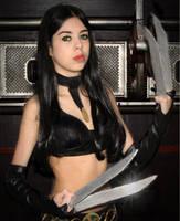X-23 (Laura Kinney) by GisaGrind