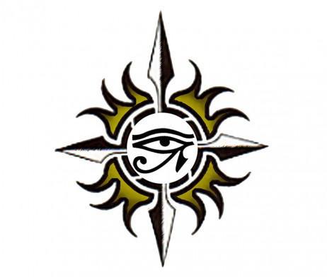 Egyptian Eye Tattoo Design By Justintattoos On Deviantart