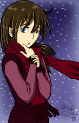 Snowy Night (Alternate) by ryuwind23