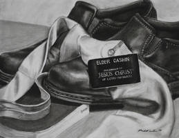 Memories of the Mission (Charcoal) by ryuwind23