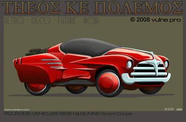 Besh Gunne Sport Coupe by VulnePro