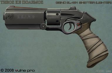 Geind EL-451 Shettier by VulnePro
