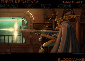 Blood Wake original by VulnePro