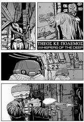 Whispers image art manga test 01 by VulnePro