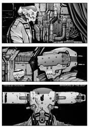 Whispers image art manga test 02 by VulnePro
