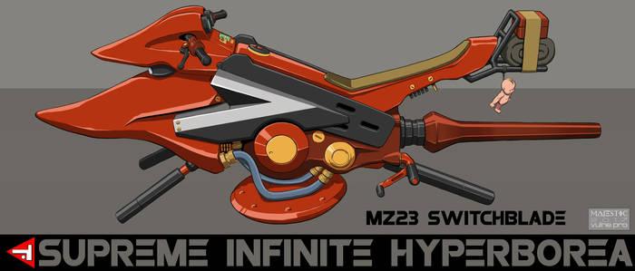 MZ23 Switchblade by VulnePro