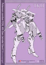 Sturmengel FOIL Purple Nurple by VulnePro