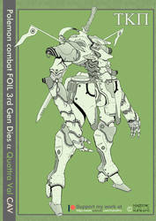 Quattra-Val Green Machine by VulnePro