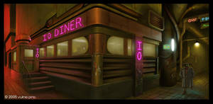IO Diner by VulnePro