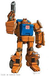Transformers Wideload bot by VulnePro