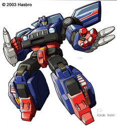 Transformers Skids Bot by VulnePro