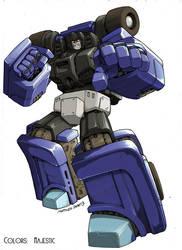 Transformers Roadhugger bot by VulnePro