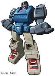 Transformers Spyglass bot by VulnePro
