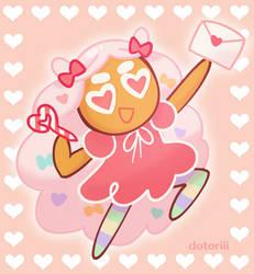 sweet like cotton candy by Dotoriii