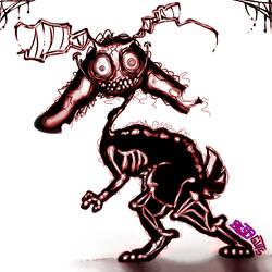 x Creepylope x by Nestyguts
