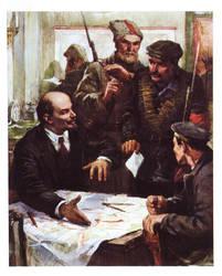 Lenin 5 by Cosaco