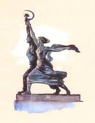 Lenin 8 by Cosaco