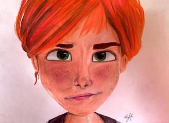 Felicie Milliner by GabbyDraws