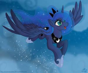 Princess of the Night by FallenInTheDark