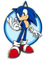 Sonic Recreation by Jofinin