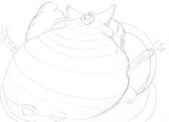 sumo smoohs drakenboy35 by saintdraconis