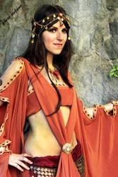 Ellaria Sand cosplay - second version by Elisa-Erian